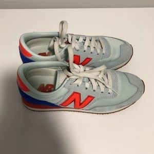 New Balance for J.Crew Blue 620 Sneakers - Size 5